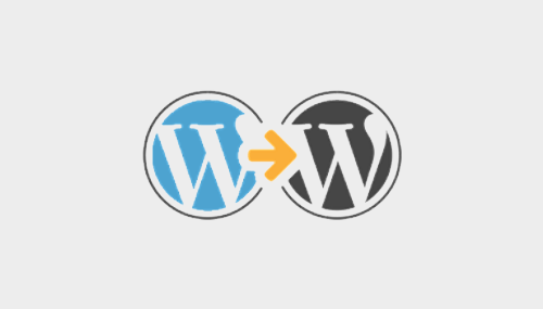 Cloning of WP instances