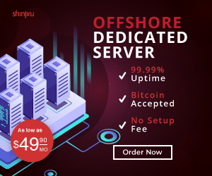 Offshore Dedicated Server Ads